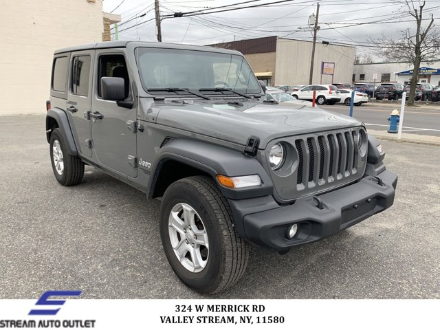 Used 2019 Jeep Wrangler Unlimited in Valley Stream, NY