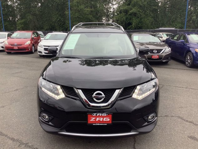 Used 2016 Nissan Rogue FWD 4dr SL