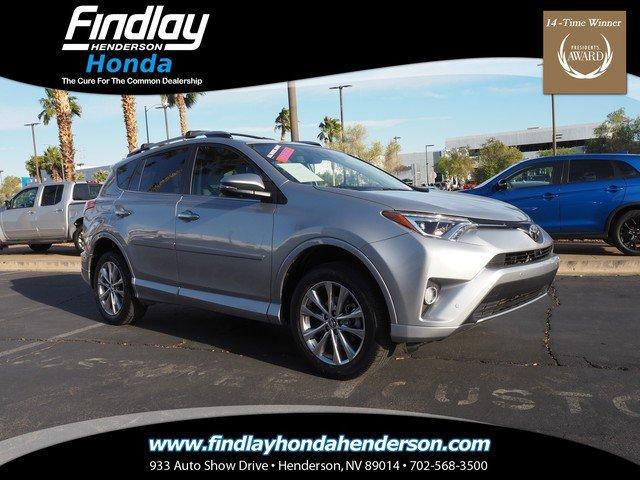 Used 2017 Toyota RAV4 in Las Vegas, NV