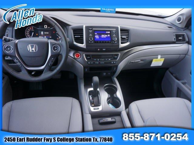 New 2019 Honda Ridgeline in College Station, TX