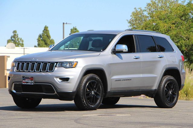 2018 Jeep Grand Cherokee Limited 8