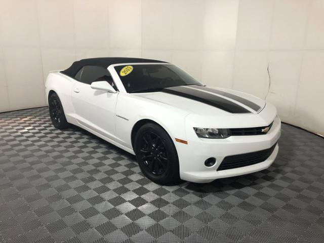 Used 2015 Chevrolet Camaro in Indianapolis, IN