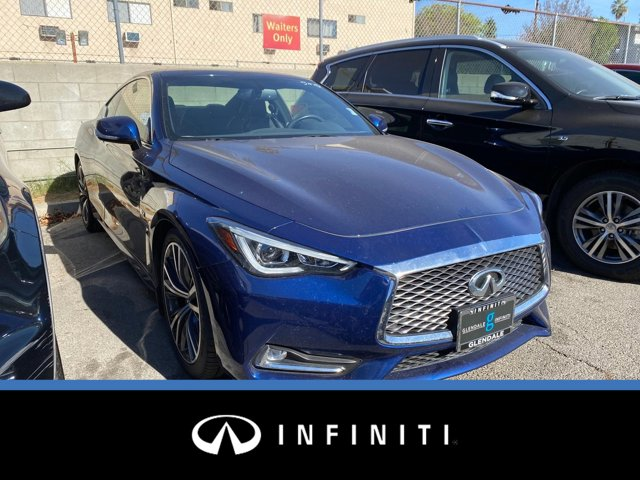 2017 INFINITI Q60 3.0t Premium 3.0t Premium RWD Twin Turbo Premium Unleaded V-6 3.0 L/183 [12]