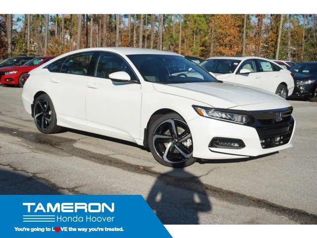 New 2020 Honda Accord Sedan in Birmingham, AL