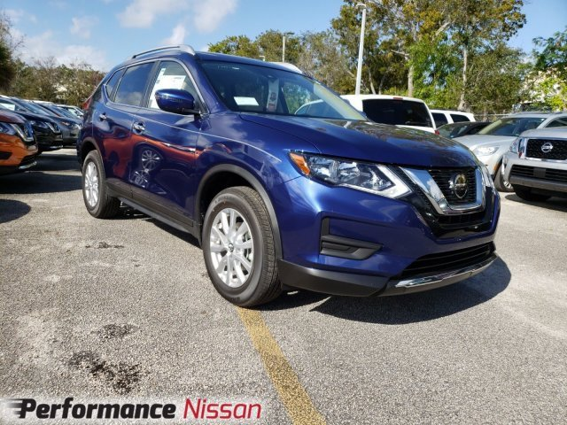 New 2020 Nissan Rogue in Pompano Beach, FL