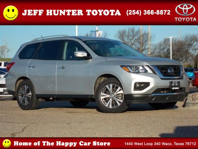 Used 2017 Nissan Pathfinder in Waco, TX