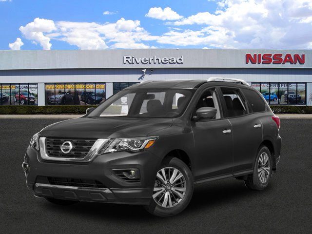 2020 Nissan Pathfinder SL 4x4 SL Regular Unleaded V-6 3.5 L/213 [16]