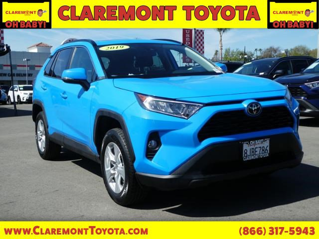 Used 2019 Toyota RAV4 in Claremont, CA
