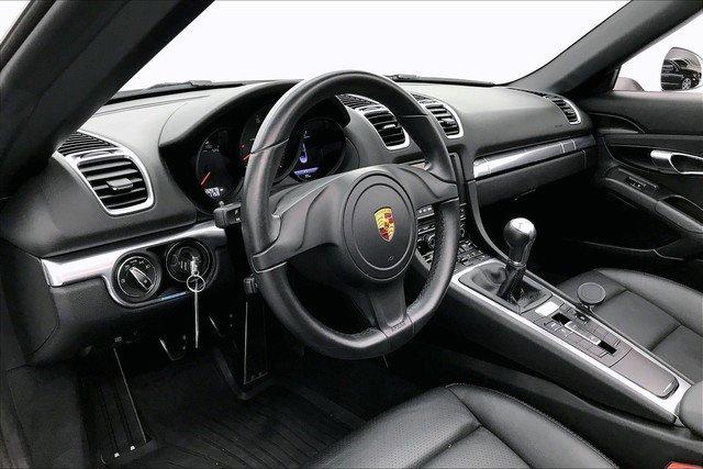 2015 Porsche Boxster photo