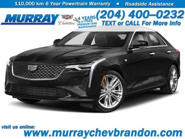 2021 Cadillac CT4 Premium Luxury 4dr Sdn Premium Luxury Turbocharged I4 2.0L/ [9]
