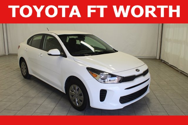 Used 2019 KIA Rio in Fort Worth, TX