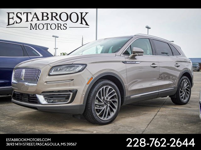 New 2020 Lincoln Nautilus in , MS