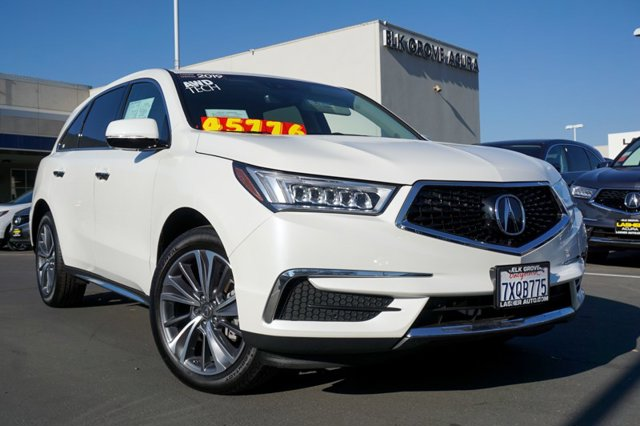 Used 2019 Acura MDX in , CA