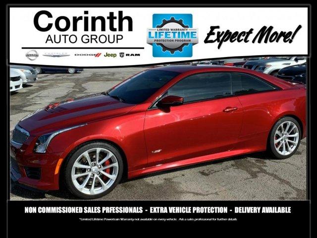 Used 2016 Cadillac ATS-V Coupe in Gadsden, AL