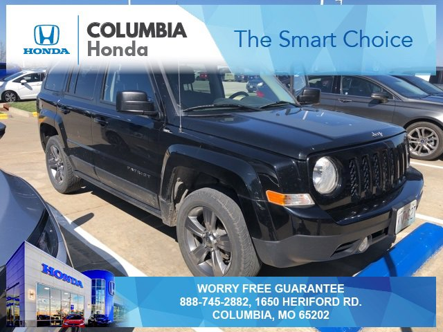 Used 2016 Jeep Patriot in Columbia, MO