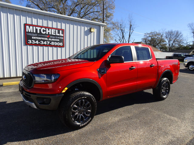 Used 2019 Ford Ranger in Dothan & Enterprise, AL