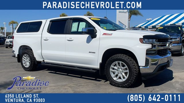 "2020 Chevrolet Silverado 1500 LT 4WD Crew Cab 147"" LT Gas V8 5.3L/325 [13]"