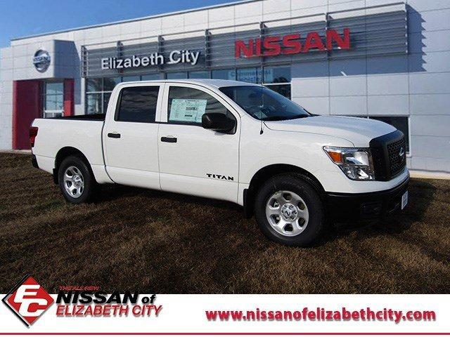 New 2017 Nissan Titan in  Elizabeth City, NC