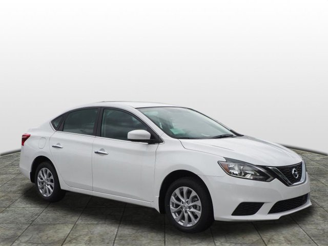 New 2019 Nissan Sentra in Greensburg, PA