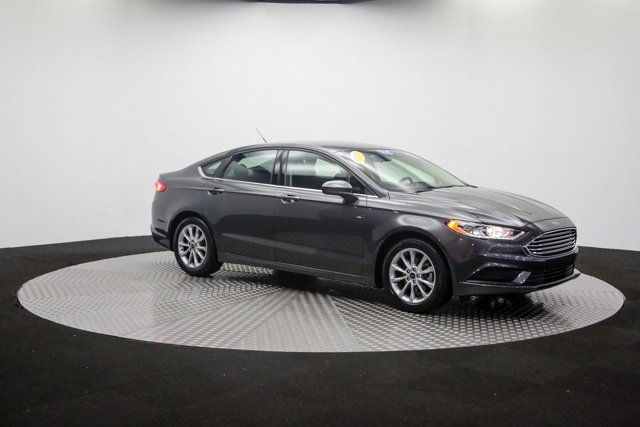 2017 Ford Fusion for sale 121651 44