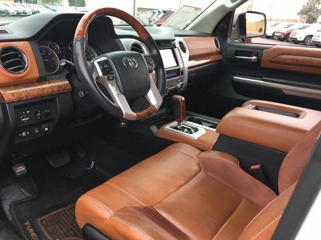 Used 2014 Toyota Tundra CrewMax 5.7L FFV V8 6-Spd AT 1794