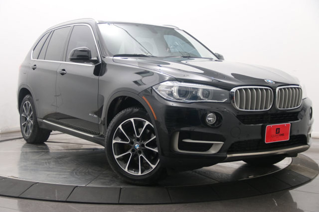 2017 BMW X5 xDrive35i Turbocharged All Wheel Drive Power Steering ABS 4-Wheel Disc Brakes Brak