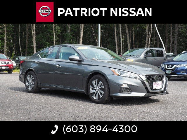 Used 2019 Nissan Altima in Salem, NH
