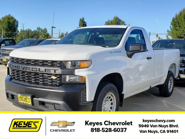 New 2020 Chevrolet Silverado 1500 in , CA
