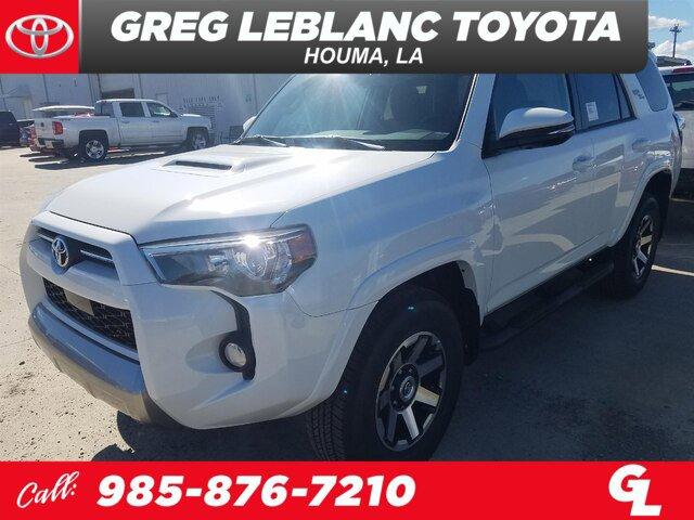 New 2020 Toyota 4Runner in Houma, LA