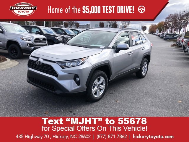 New 2020 Toyota RAV4 in Hickory, NC