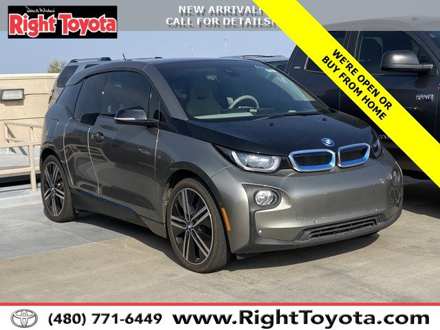 2016 BMW i3 Base 4dr HB Electric [3]
