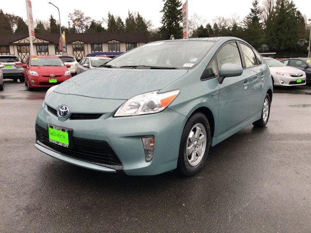 2015 Toyota Prius 5dr HB Two