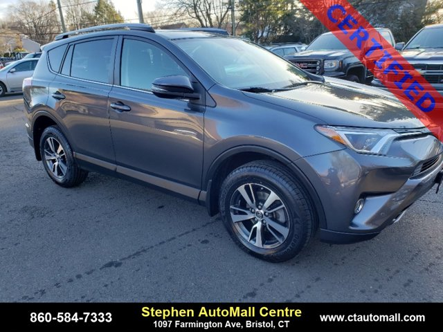 Used 2017 Toyota RAV4 in Bristol, CT