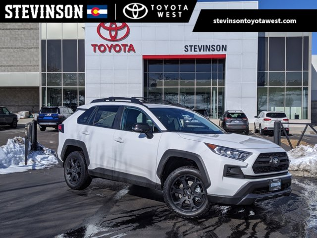 New 2020 Toyota RAV4 in Lakewood, CO