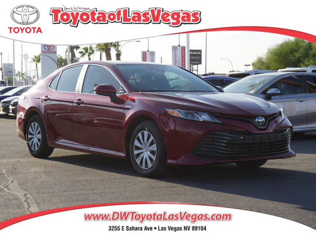 2020 Toyota Camry Hybrid LE Hybrid LE CVT Gas/Electric I-4 2.5 L/152 [11]