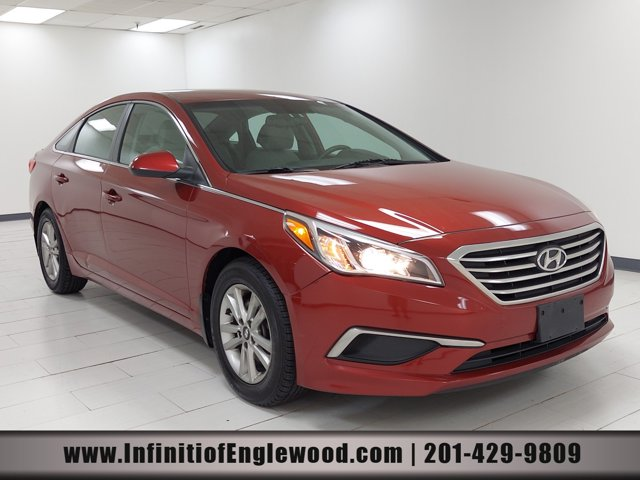 2016 Hyundai Sonata 2.4L SE 4dr Sdn 2.4L SE PZEV Regular Unleaded I-4 2.4 L/144 [18]