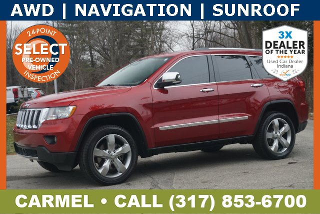 Used 2011 Jeep Grand Cherokee in Indianapolis, IN