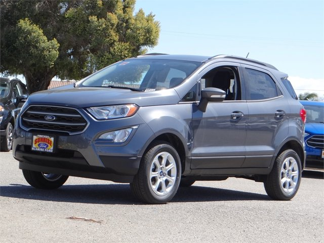 2018 Ford EcoSport SE SE 4WD Regular Unleaded I-4 2.0 L/122 [3]