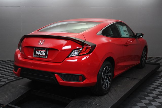 New 2017 Honda Civic Coupe LX-P CVT