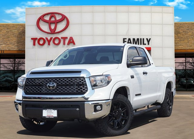 New 2020 Toyota Tundra in Arlington, TX