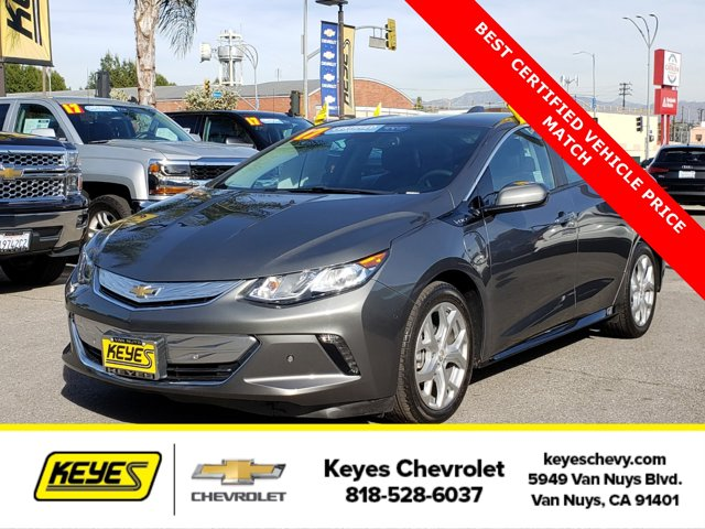 Used 2017 Chevrolet Volt in , CA