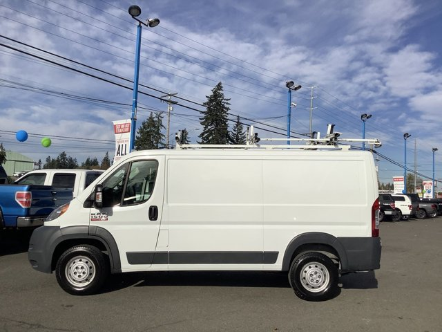 Used 2015 Ram ProMaster Cargo Van 1500 Low Roof 136 WB