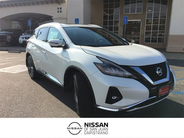 2020 Nissan Murano Platinum FWD Platinum Regular Unleaded V-6 3.5 L/213 [3]