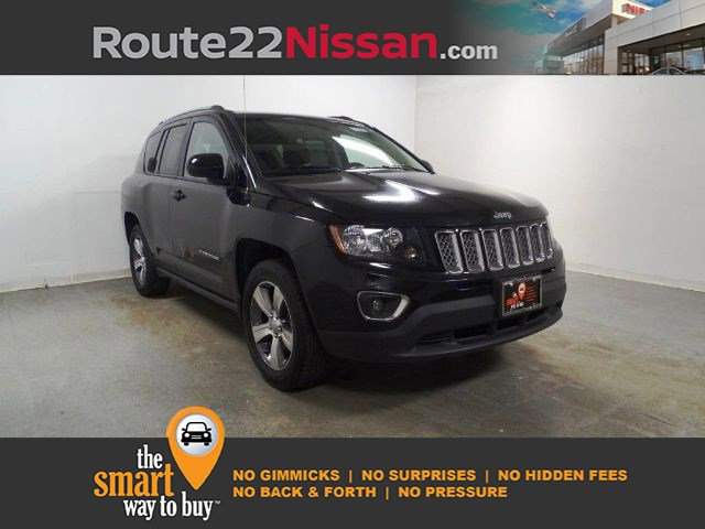 2017 Jeep Compass High Altitude High Altitude 4x4 *Ltd Avail* Regular Unleaded I-4 2.4 L/144 [4]