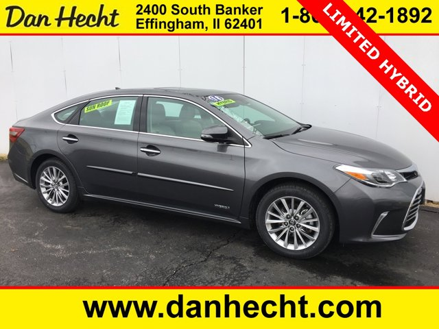 Used 2018 Toyota Avalon Hybrid in Effingham, IL