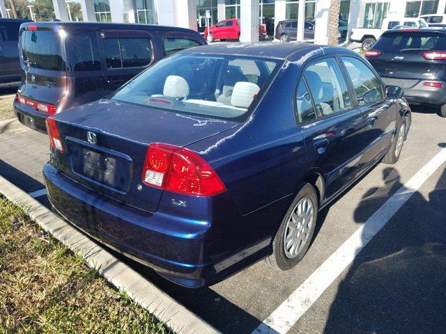 2005 Honda Civic Sedan LX