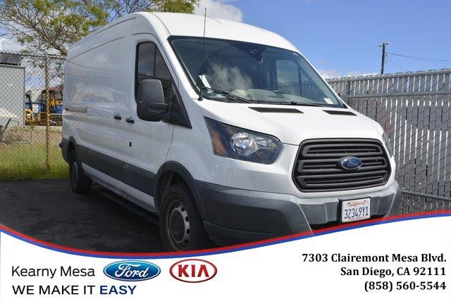 Used 2015 Ford Transit Cargo Van in San Diego, CA