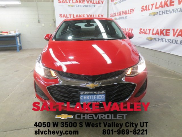 Used 2019 Chevrolet Cruze 4dr Sdn LS