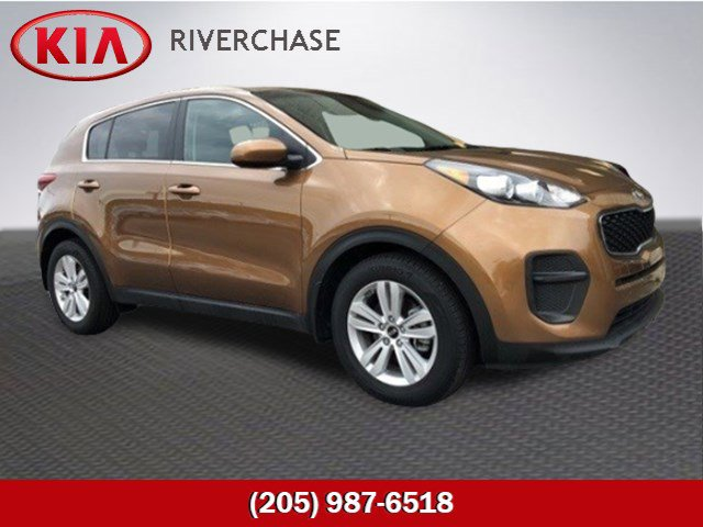 Used 2017 KIA Sportage in Pelham, AL