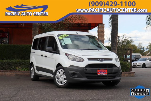 Used 2017 Ford Transit Connect in Costa Mesa, CA
